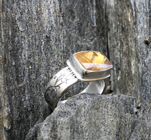 Load image into Gallery viewer, Ring Rutilated Quartz