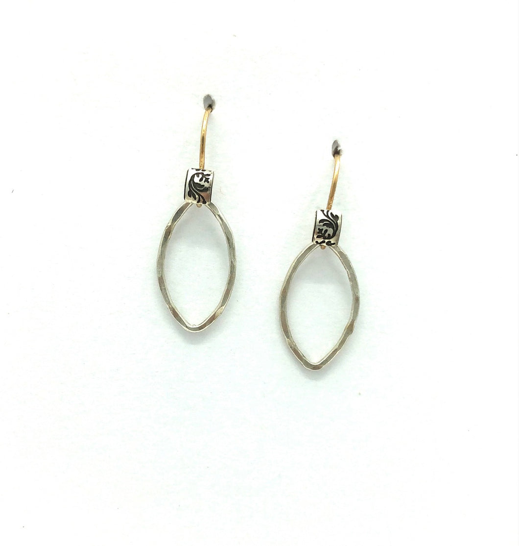 Earring Marquise