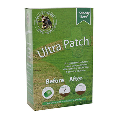 Ultra Patch Grass Lawn Seed