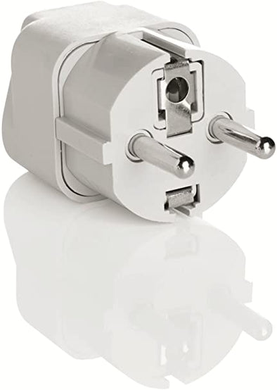 Europe Grounded Adapter