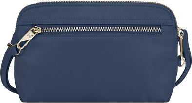 Anti-Theft Coveratble Crossbody Clutch