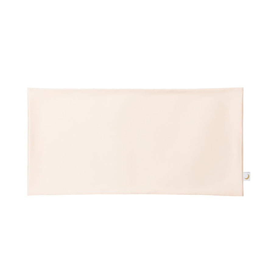 Peace Silk Pillowcase 80 x 40 cm german size small rosé