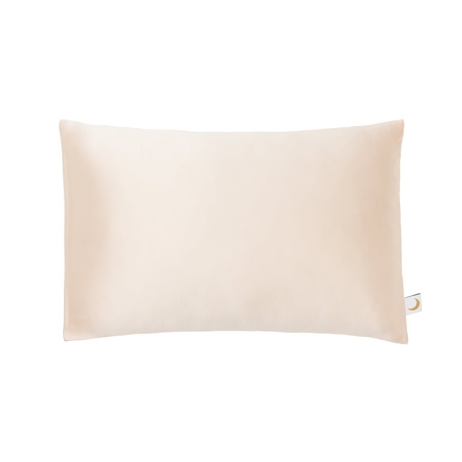Peace Silk Pillowcase / Kids size (40x60) - Moonchild