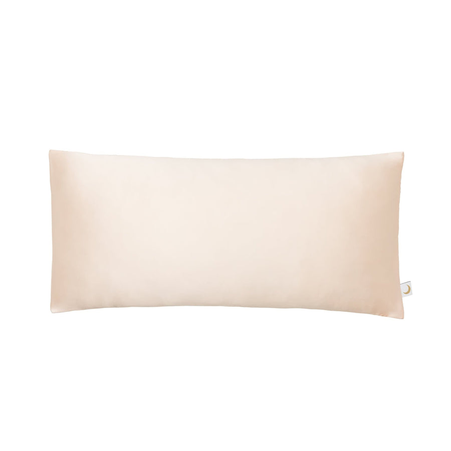 Peace Silk Pillowcase / German sizes (40x80 & 80x80) - Moonchild