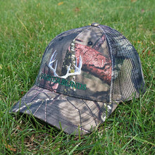 Load image into Gallery viewer, Booner Mossy Oak® Snapback Hat