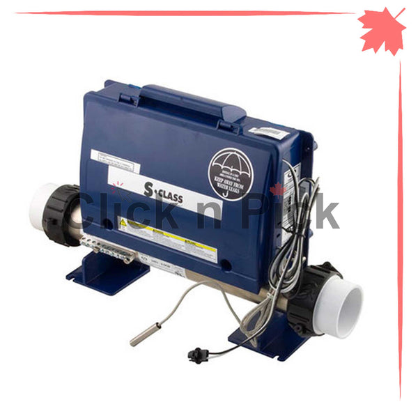 0202-205212 Gecko S-Class-1 Spa Controller 1.0/4.0 KW - Click N Pick Canada