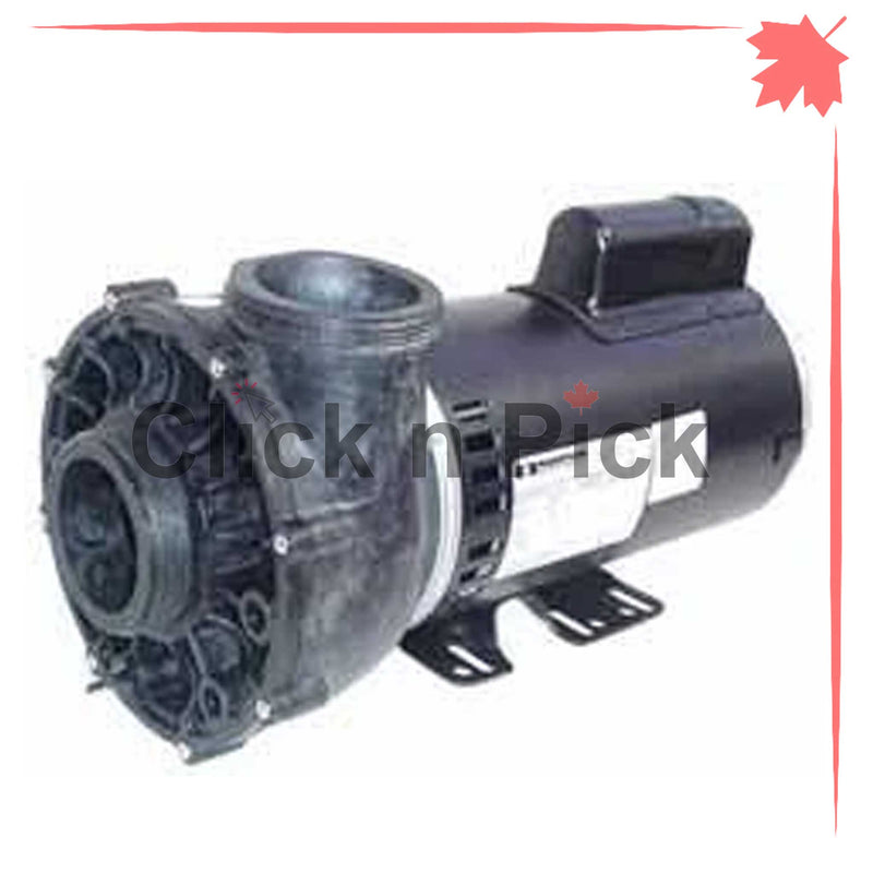 "211-5000 Gecko Aqua-Flo Spa Pump 1.5HP 115V 1.5"" 2-Speed 48-Frame - Click N Pick Canada"