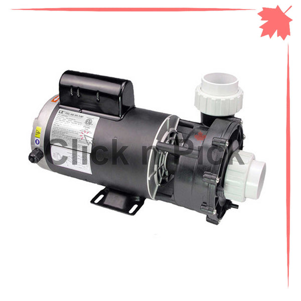 "56WUA400-II CNP Spa Pump 4HP 230V 2"" 2-Speed 56-Frame - Click N Pick Canada"