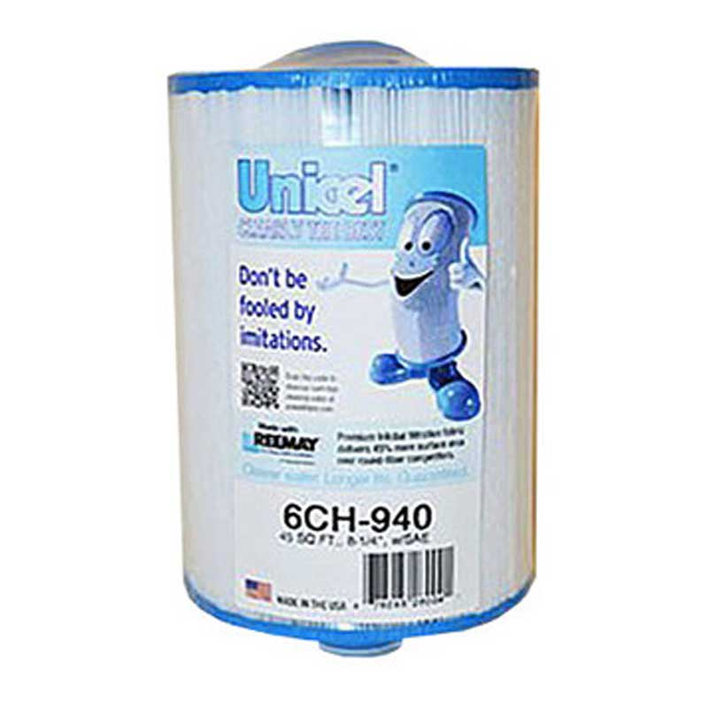 6CH940 Unicel Spa Filter | Replaces: Pleatco PWW50P3, Master Deluxe M60401 and Filbur FC-0359 - Click N Pick Canada