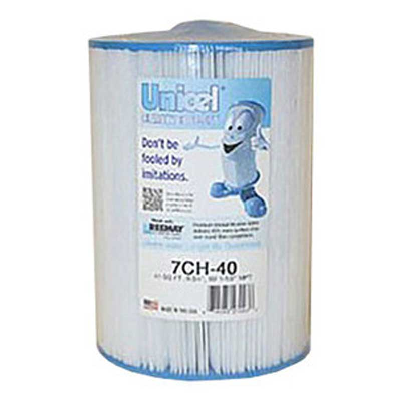 7CH-40 Unicel Spa Filter | Replaces: Pleatco PVT40P and Filbur FC-0435 - Click N Pick Canada