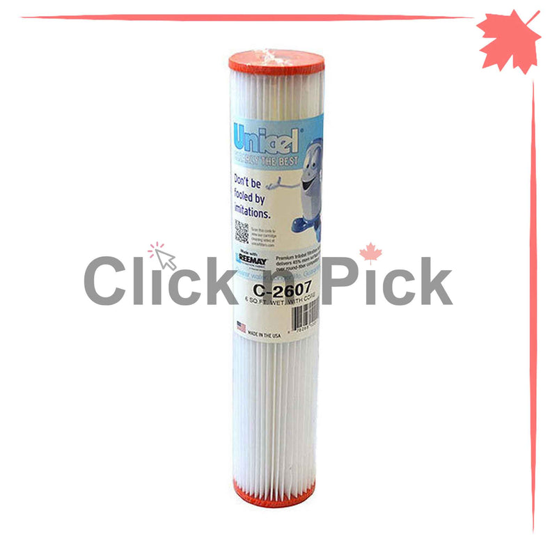 C2607 Unicel Spa Filter - clicknpickcanada