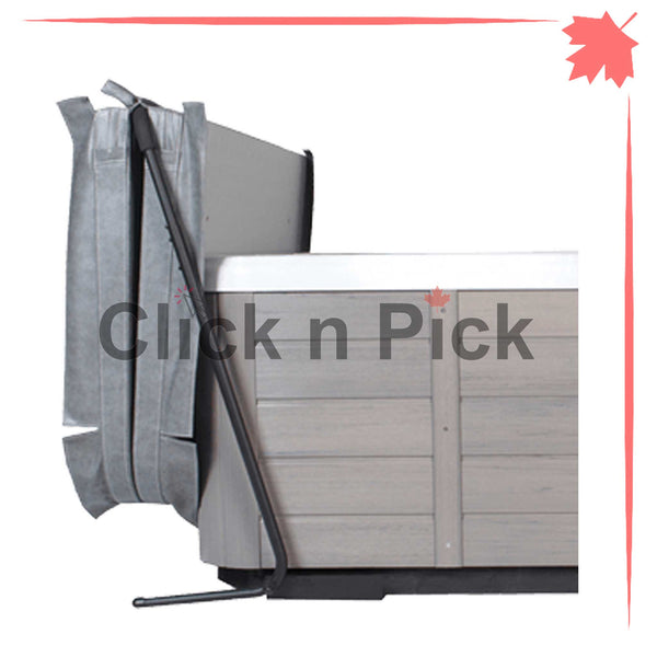 Cover Valet Spa Cover Lifter Undermount Rock-it - Click N Pick Canada