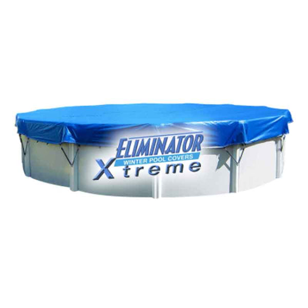 Eliminator XTreme Winter Covers - 24 ft Round - Click N Pick Canada