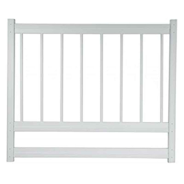 GLI White Above Ground Pool Fence Gate Kit - clicknpickcanada
