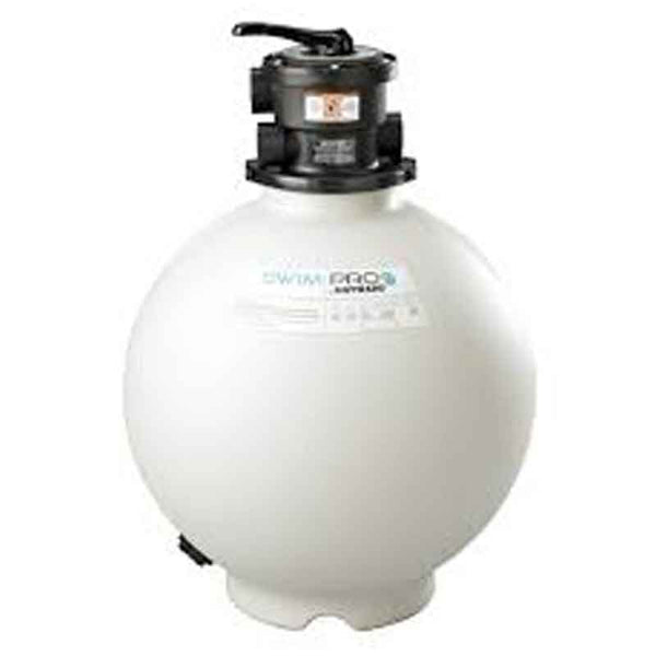 Hayward 27 Inch Swim Pro Sand Filter with 6 Way Valve VL270T - clicknpickcanada
