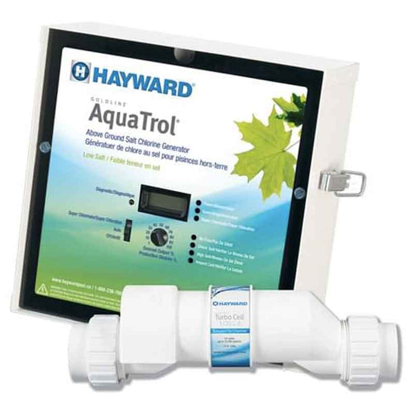 Hayward AquaTrol Low Salt Water System for Aboveground Pools - clicknpickcanada