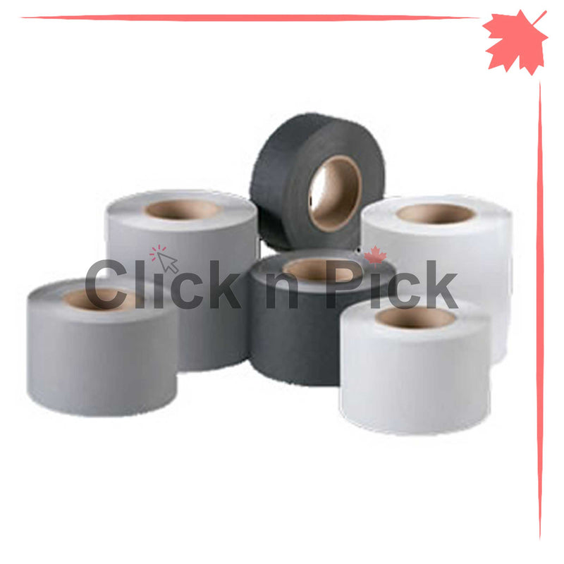 "Softexxx Spa Accessory Traction Tape 6""x21"" Black Strips Single - Click N Pick Canada"
