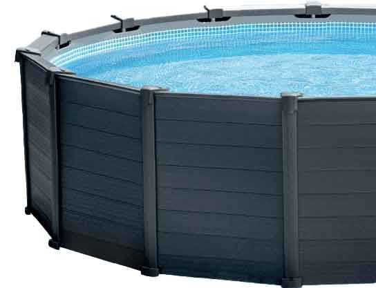 Intex Premium Aboveground Pool 15' *NEW* - Click N Pick Canada