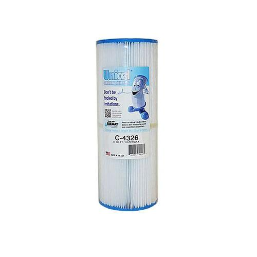 C4326 Unicel Spa Filter | Replaces: Pleatco PRB25-IN, Master Deluxe M42513 and Filbur FC-2375 - Click N Pick Canada