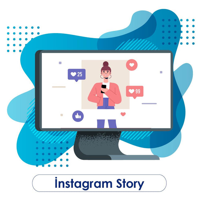 Instagram Story Video Paketi - Etkici | Dijital Partner