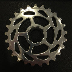Haro Lineage Spline Drive Sprocket - Polished 28t