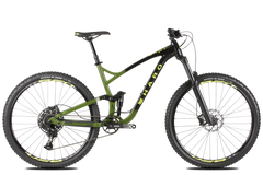 "2020 Haro Shift R7 29"" Mountain Bike Black/Green"