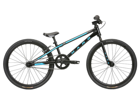 2020 Haro Mini Race Bike Black