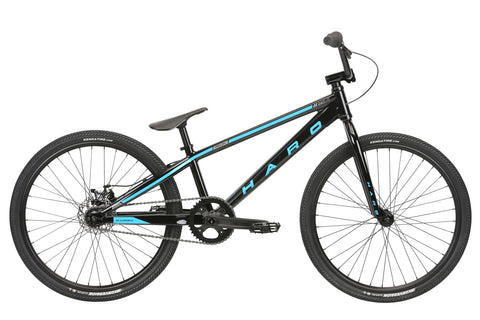 "2020 Haro Pro 24"" BMX Race Bike Black"