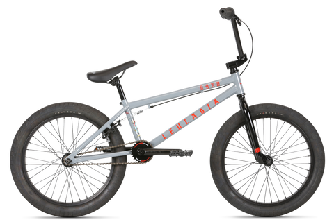 "2021 Haro Leucadia 20"" BMX Bike Grey"
