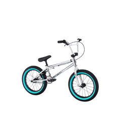 "2021 FIT Misfit 16"" BMX Bike Chrome"