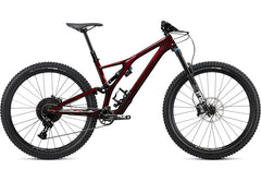 Specialized Stumpjumper EVO Comp Carbon 27.5 GLOSS RED TINT CARBON / DOVE GREY