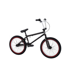 "2021 FIT Misfit 18"" BMX Bike Trans Black"