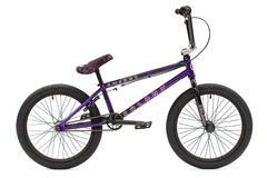 "2021 Colony Emerge 20"" BMX Bike Purple Storm"
