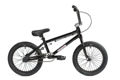 "2021 Colony Horizon 16"" BMX Bike Black/Polished"