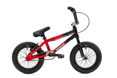 "2021 Colony Horizon 14"" BMX Bike Black/Red"