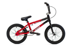 "2021 Colony Horizon 16"" BMX Bike Black/Red"