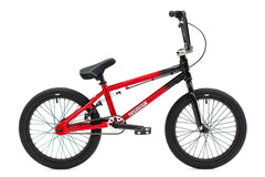 "2021 Colony Horizon 18"" BMX Bike Black/Red - IN STORE PICKUP ONLY"