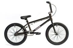 "2021 Colony Horizon 18"" BMX Bike Black/Polished"