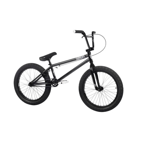 "2021 Subrosa Altus 20"" BMX  Bike Black"