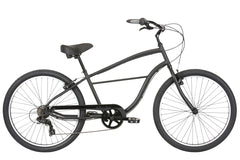 Del Sol Cantina 7 Speed Mens Cruiser Black