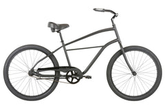 Del Sol Cantina Mens Cruiser Black