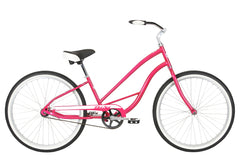 Del Sol Cantina Ladies Cruiser - Metallic Pink