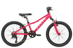 2020 Haro FL 20 Kids Mountain Bike Pink / White