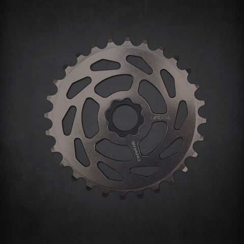 Haro Lineage Spline Drive Sprocket - Black