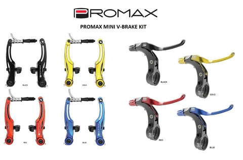 Promax P-1 Mini V Brake Kit