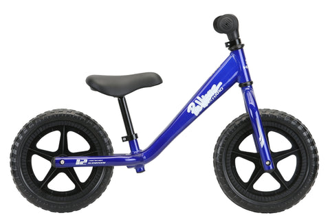 "Haro PreWheelz 12"" Alloy Metallic Blue"
