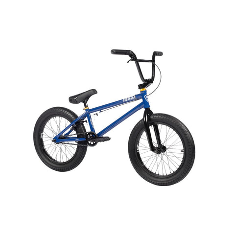 "2021 Subrosa Tiro 18"" BMX  Bike Navy Blue"
