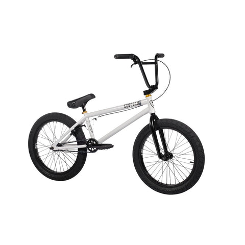 "2021 Subrosa Tiro 20"" BMX  Bike White"