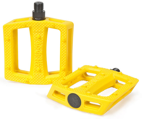 Shadow Conspiracy Ravager PC Pedals - Yellow