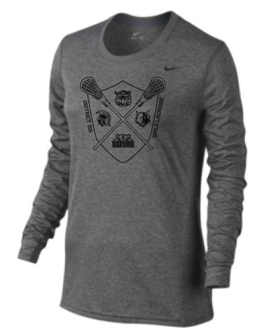 MENS OR WOMENS NIKE L/S DRI-FIT